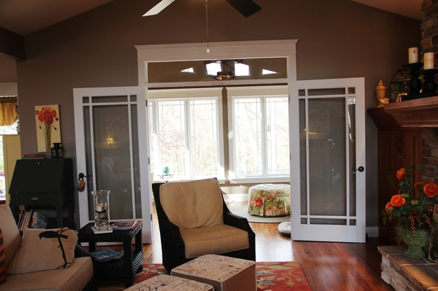 Misc. Projects traditional-sunroom
