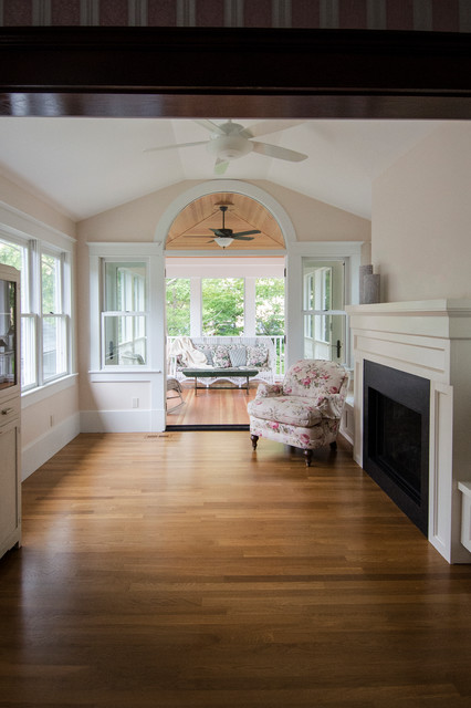Old West Side Sunroom Victorian Sunroom Detroit By