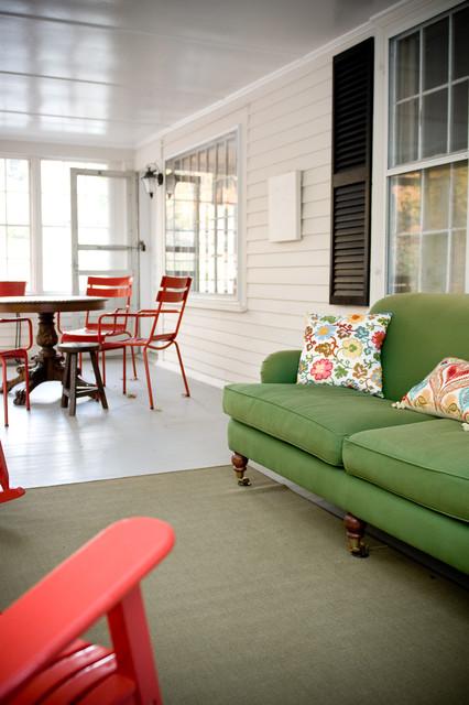 Porch farmhouse-porch