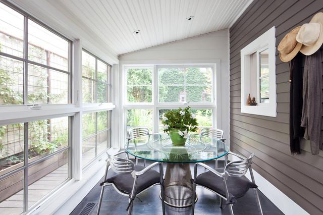 Private Residence - Hudson, NY - Di transizione - Veranda