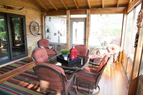 Radiant 3-Season Room in Gilberts