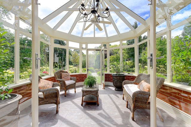 Residential Photography Victorian Sunroom Adelaide