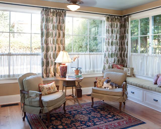 Victoria garden mews victorian sunroom traditional for Victorian garden room