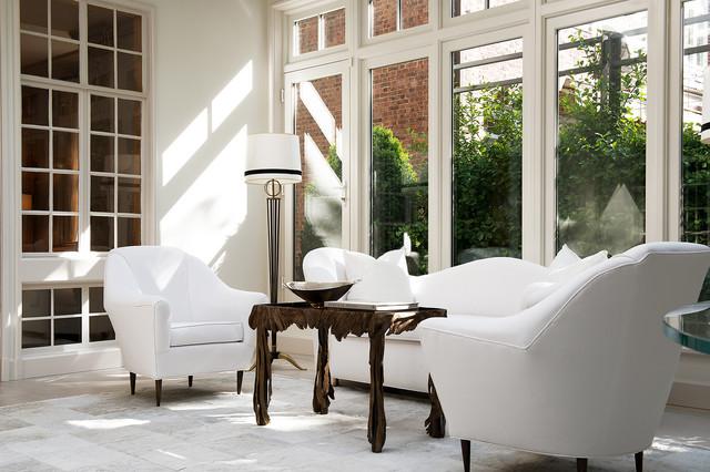 scandinavian style in dc skandinavisch wintergarten washington d c von barnes vanze. Black Bedroom Furniture Sets. Home Design Ideas