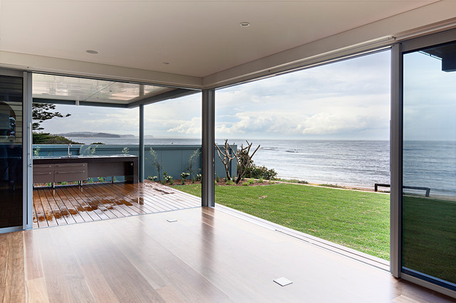 Seaview contemporary sunroom sydney by kbh about for Sunroom extensions sydney