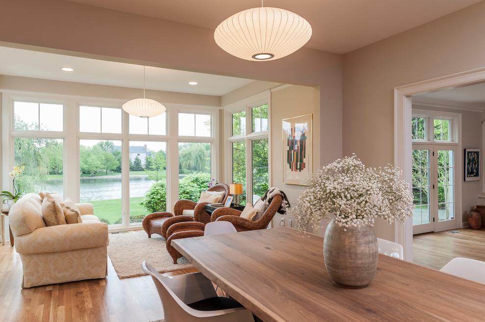 Sitting Area/Sunroom - Traditional - Sunroom ...