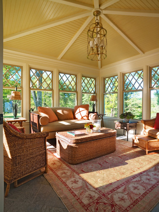 Victorian sunroom design ideas pictures remodel decor for Sunroom curtains