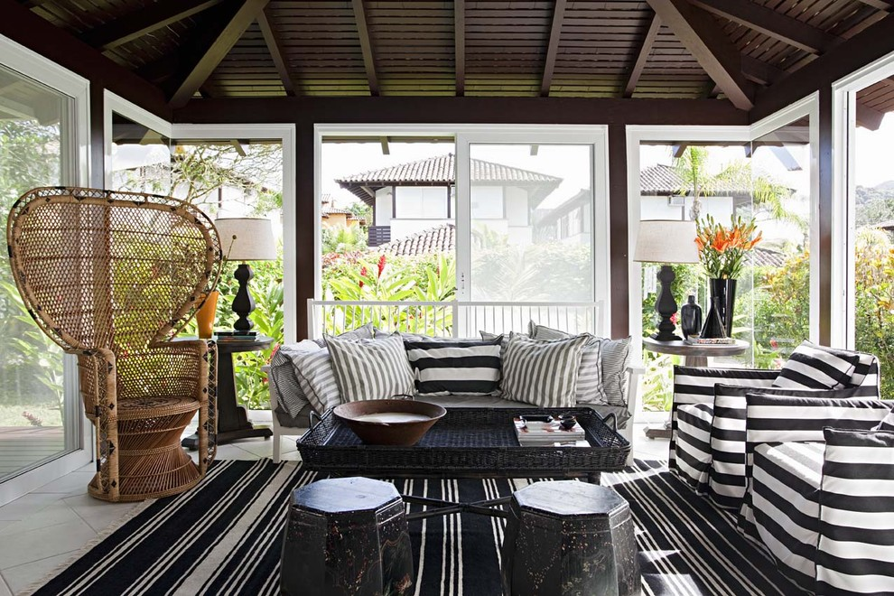 Several Ideas for Remodeling Your Sunroom