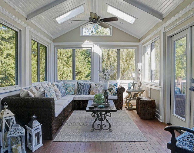 Sun Room Addition Sunroom Ideas Picture By Roam Architecture Houzz