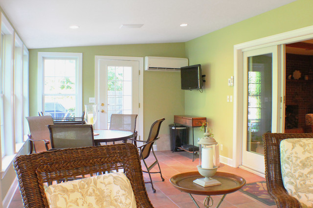 Sunroom Addition Traditional Sunroom Baltimore By