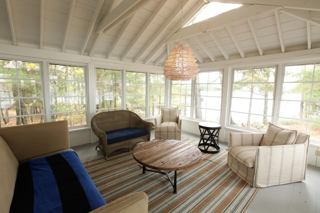 Sunroom Traditional Sunroom Toronto By Kawartha