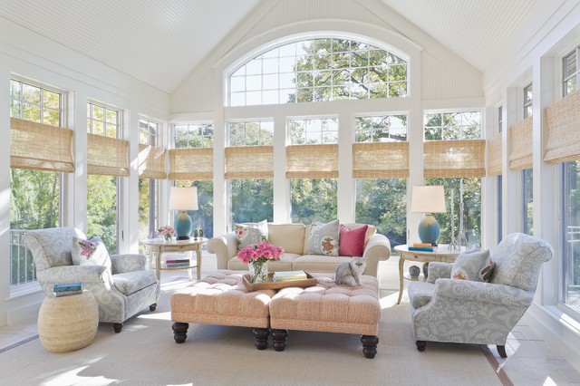 Sunroom Serenity traditional-sunroom