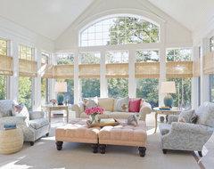 Sunroom Serenity traditional-sunroom