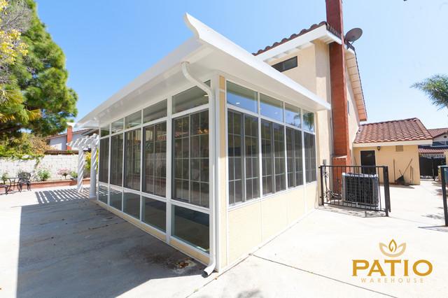 Sunrooms   Patio Warehouse Inc. Traditional Sunroom