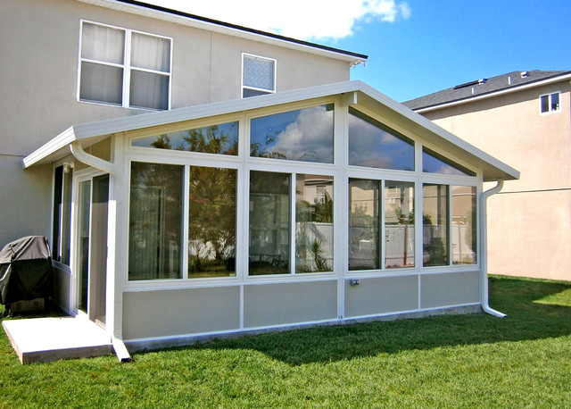 Sunrooms traditional sunroom other by us aluminum Florida sunroom ideas