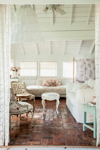 The Prairie By Rachel Ashwell Shabby Chic Sunroom By
