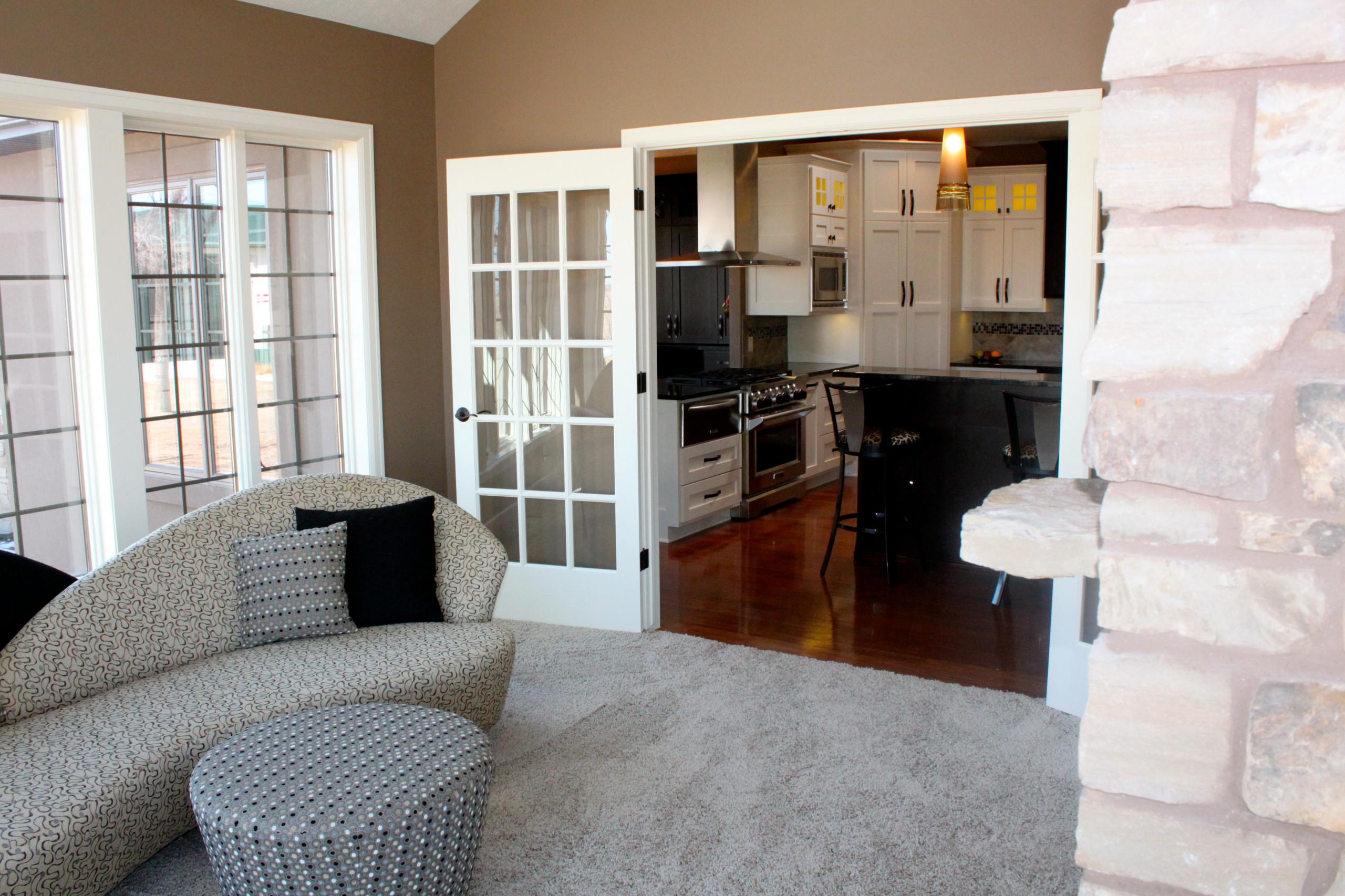 Transitional Acreage Home