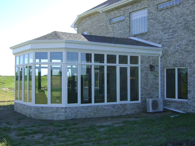 Victorian Sunroom 2 Insulated Roof System Exterior 4
