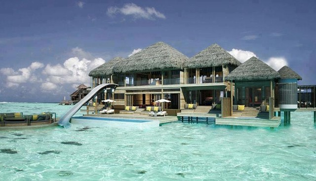 Amazing Homes Around The World Tropical Pool Other