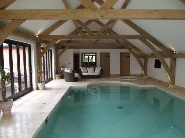 Barn Swimming Pool