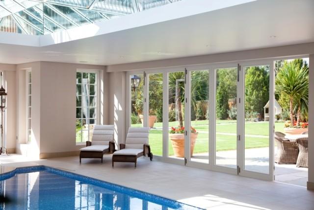 Bereco contemporary-pool