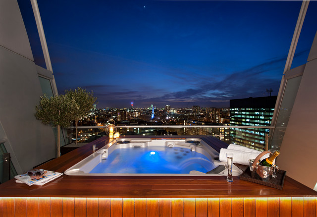 B zier penthouse one for Garden city swimming pool hours