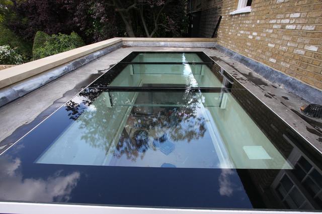 Hamilton Terrace Contemporary Swimming Pool Amp Hot Tub
