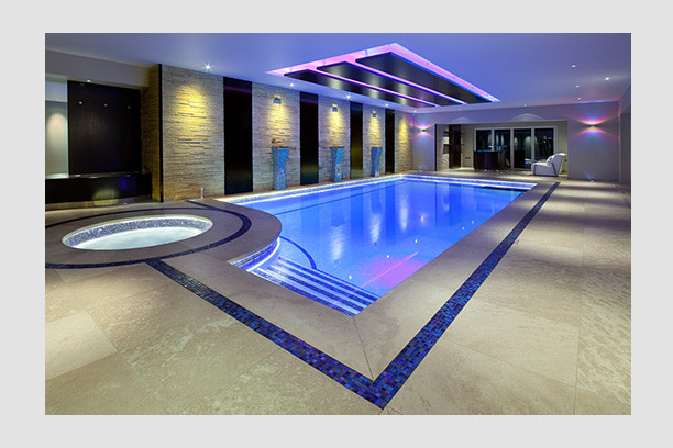 High End Residential London Contemporary Pool London