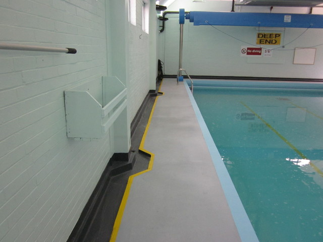 POLYUREA AND POLYASPARTIC COATINGS FOR HUDDERSFIELD SWIMMING ...