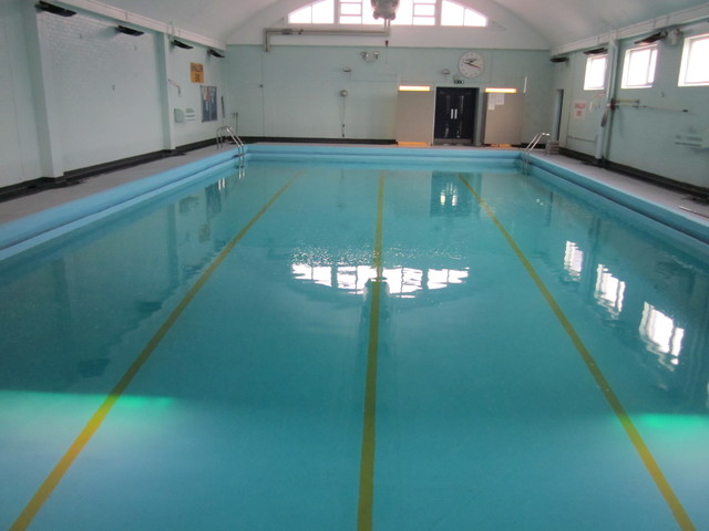 Polyurea and polyaspartic coatings for huddersfield swimming pool refurbishment modern pool for Swimming pools in the north east
