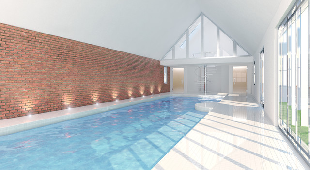 Swimming Pool Extension : Swimming pool extension contemporary