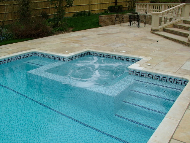 The Old Manor Traditional Pool Kent By Aquaspheric