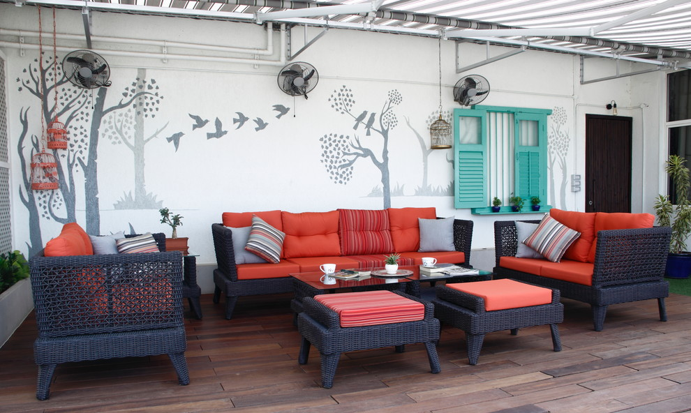 Colors are Awesome: 7 Tips on How to Enliven Your Outdoor Space with Colors
