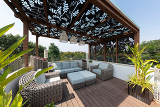 Terrace Balcony Design Ideas Inspiration Images October 2020 Houzz In