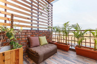 Terrace Balcony Design Ideas Inspiration Images March 2021 Houzz In