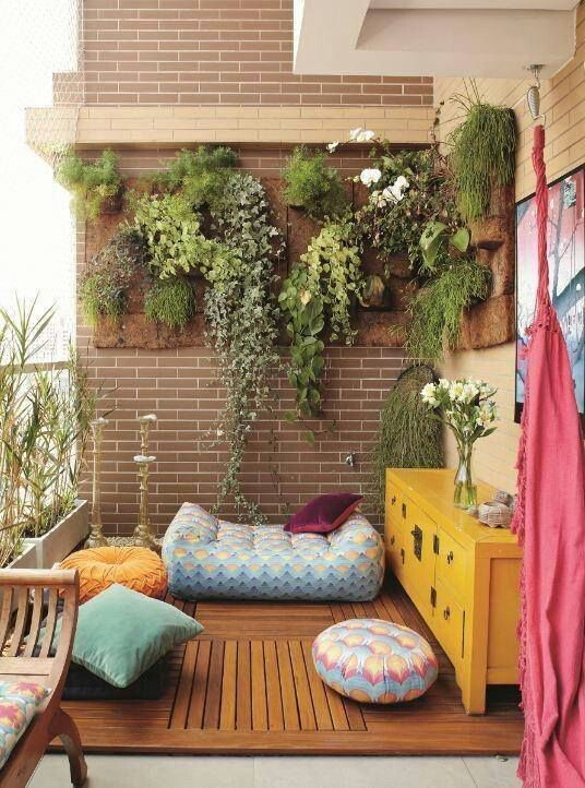 Inspiration for a contemporary balcony remodel in Other