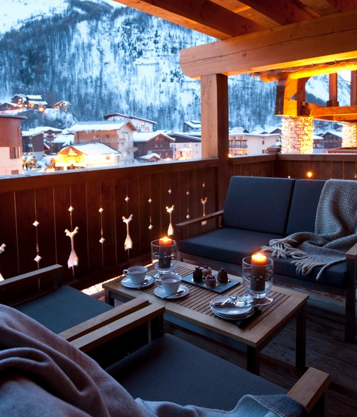 Award Winning Alpine Chalet