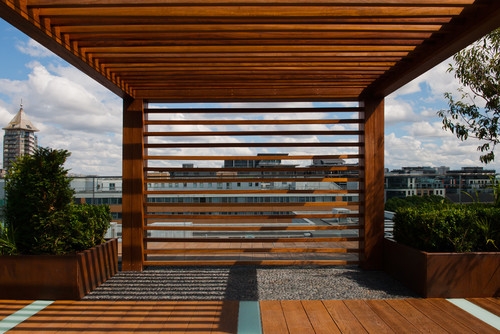 Chelsea Creek Penthouse Roof Terrace