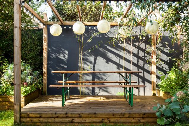 Gartenparty deko rustikal  Zünftige Ideen für eine rustikale Deko für die Gartenparty