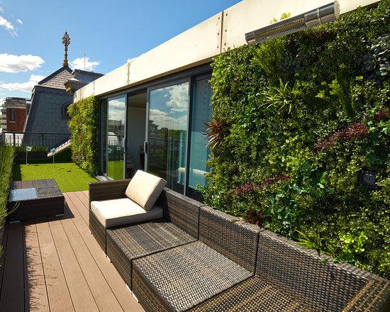 Vertical garden panels home design ideas pictures for Vertical garden panels