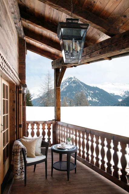 davos ski chalet montagne terrasse en bois autres p rim tres par alison hammond photography. Black Bedroom Furniture Sets. Home Design Ideas