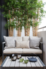 10 Space-Saving Seating Layouts for Compact Balconies