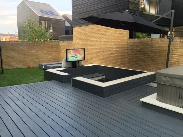 Garden Cinema Essex Modern Deck South East By Sinemas