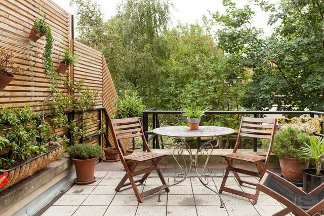 Hackney scandinavian inspiration   trendy   terrasse & altan ...