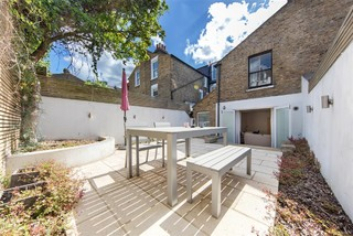 Terraced House Garden Ideas And Photos Houzz