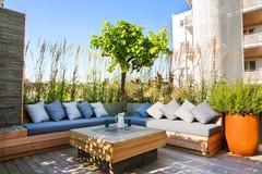 5 claves para aprovechar al 100 % la terraza de tu ático