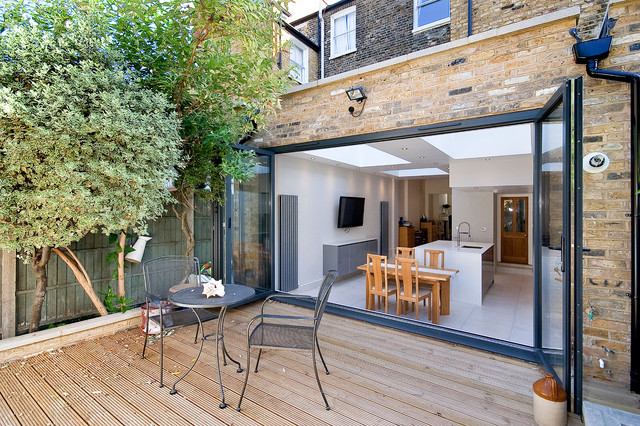 Putney Wandsworth Sw6 London Kitchen House Extension