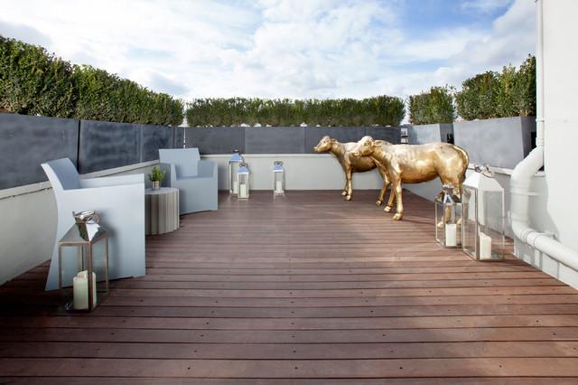 Houzz Tips: Skab din egen lille oase på altanen