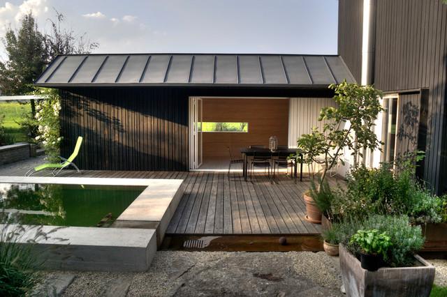 Skandinavische Terrasse Ideen, Design & Bilder | Houzz