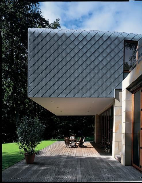 atelier und wohnhaus modern terrasse hamburg von snap stoeppler nachtwey architekten. Black Bedroom Furniture Sets. Home Design Ideas